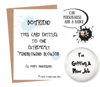Boyfriend Ann - BJ