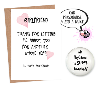 Girlfriend Ann - Annoying