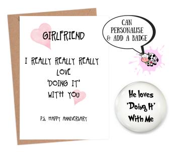 Girlfriend Ann - Love Doing It