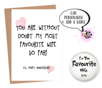 Wife 'favourite wife'