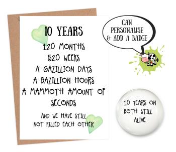 10th Year - Still Alive