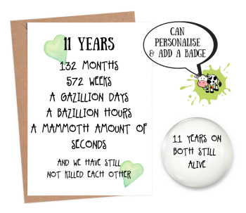 11th Year - Still Alive