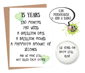 15th Year - Still Alive