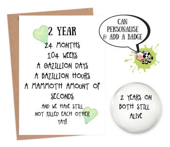 2nd Year - Still Alive