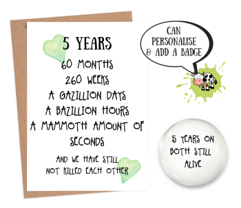 5th Year - Still Alive
