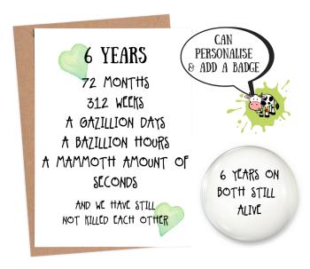 6th Year - Still Alive
