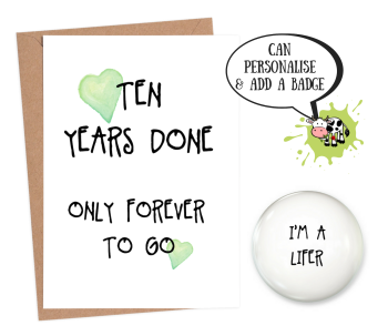 10th Year - Forever To Go