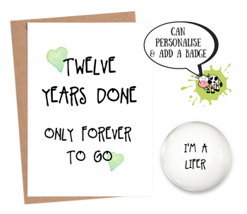 12th Year - Forever To Go