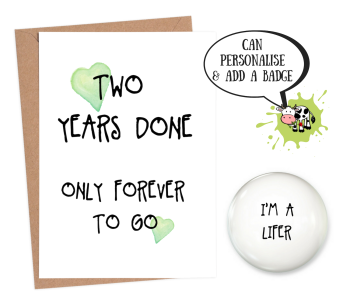 2nd Year - Forever To Go