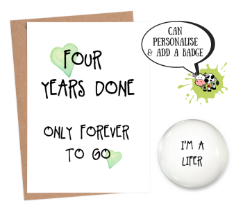 4th Year - Forever To Go