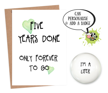 5th Year - Forever To Go