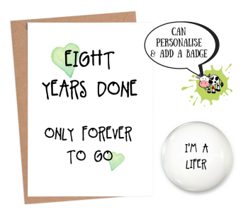 8th Year - Forever To Go