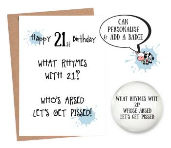 21 Rhymes