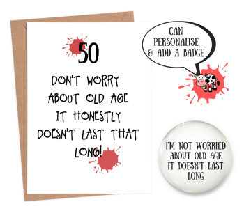 50 Old Age