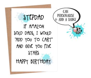 Stepdad Website