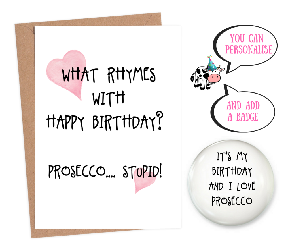 funny birthday cards for friends