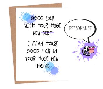 Housewarming - Debt