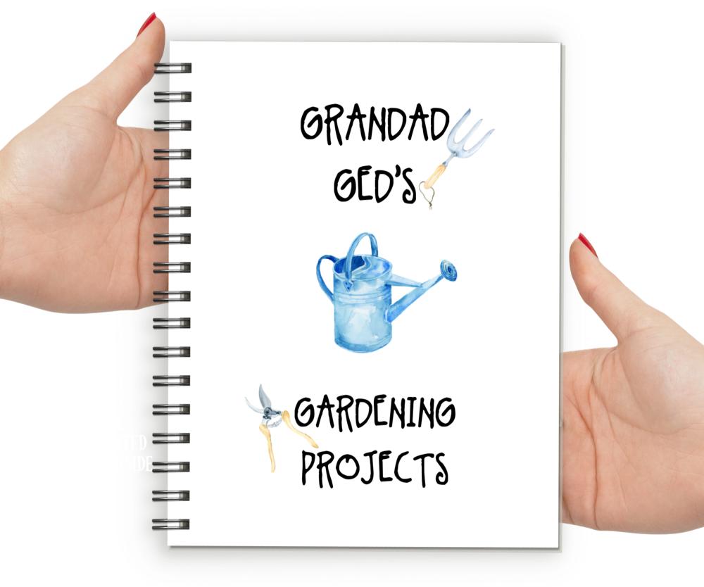 gardeners notebook