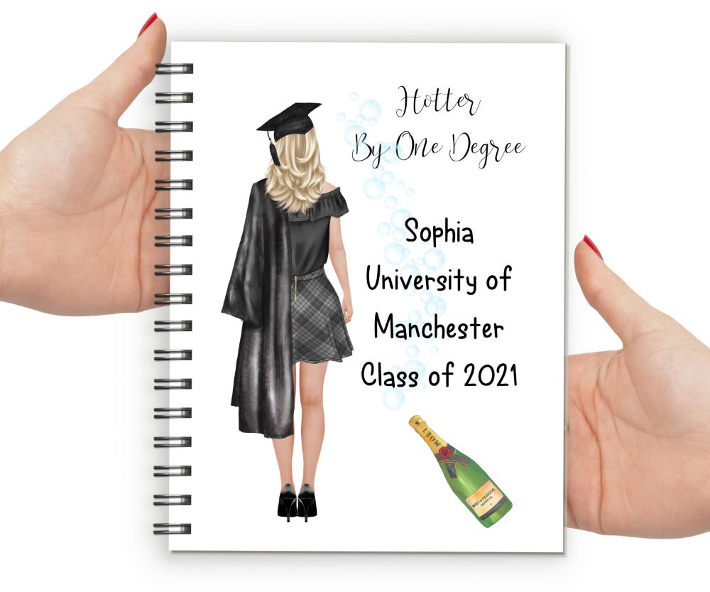 Grad and Uni Notebooks