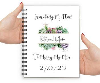 Wedding Planner - Hatching The Plan