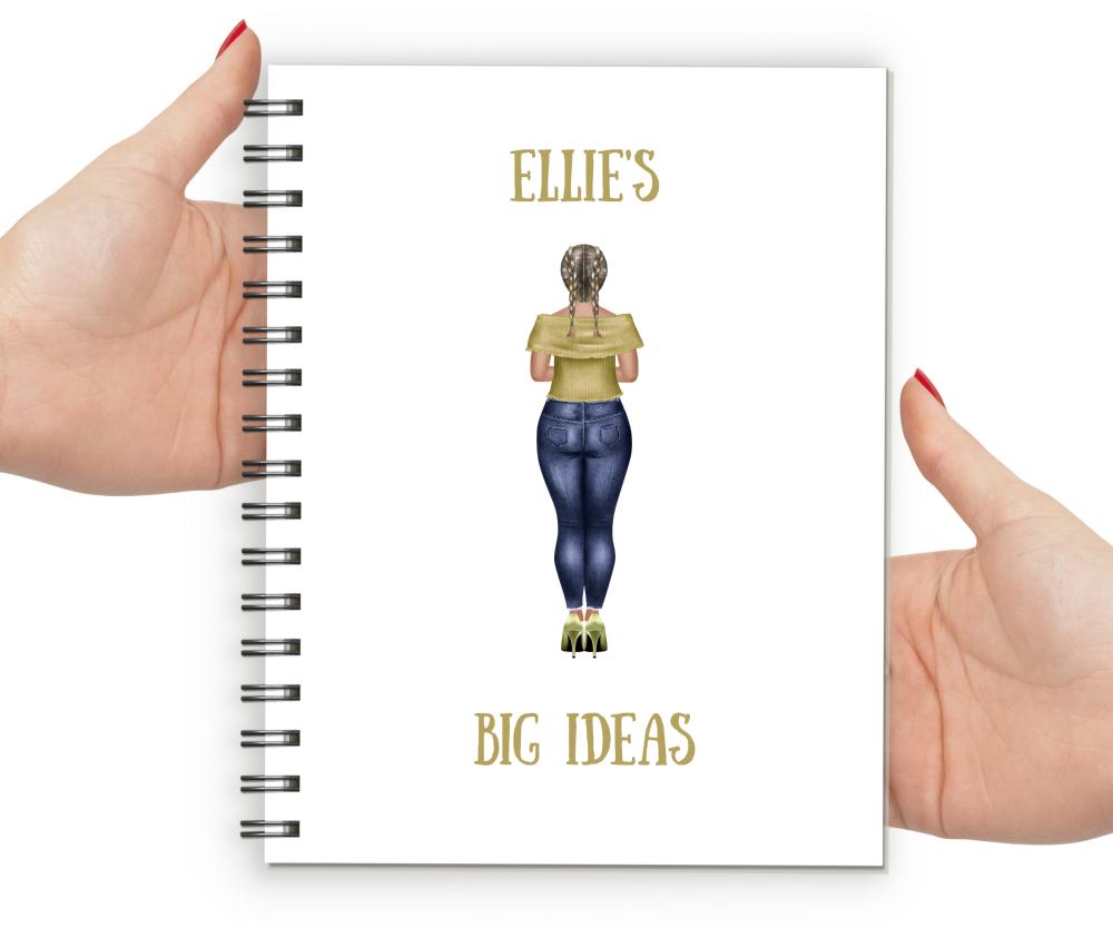 Personal - Curvy Lady Big Ideas