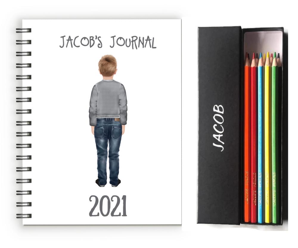 Personal Notebooks Children