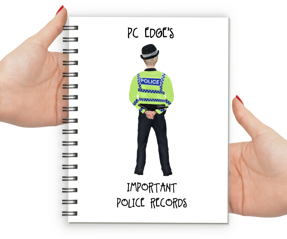 Police officer gifts uk