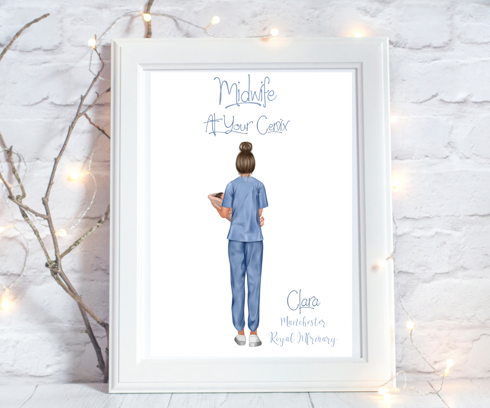 student midwife gifts uk