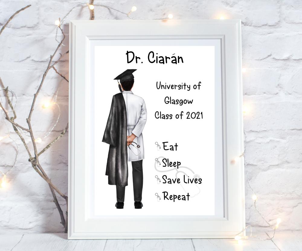Doctor Graduation Gift Uk