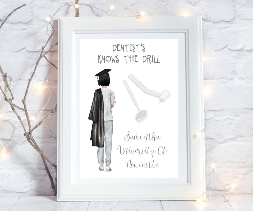 female dentist graduation gift uk