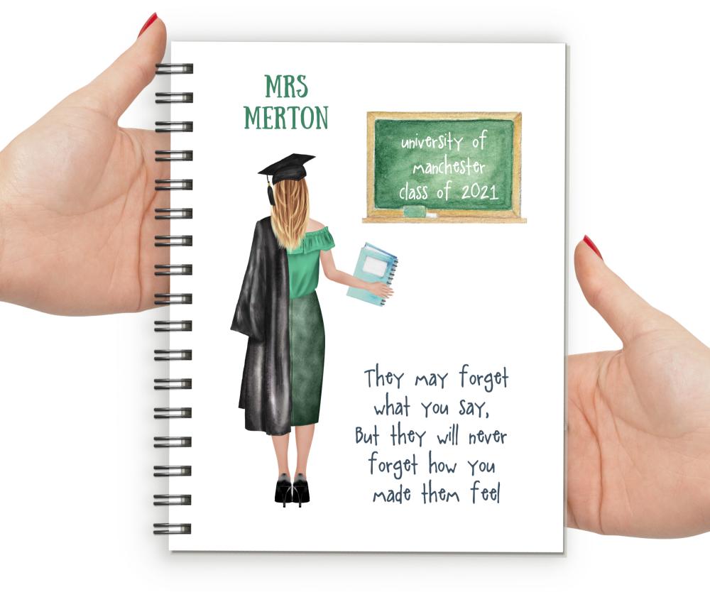 NB-Graduation Teacher Female
