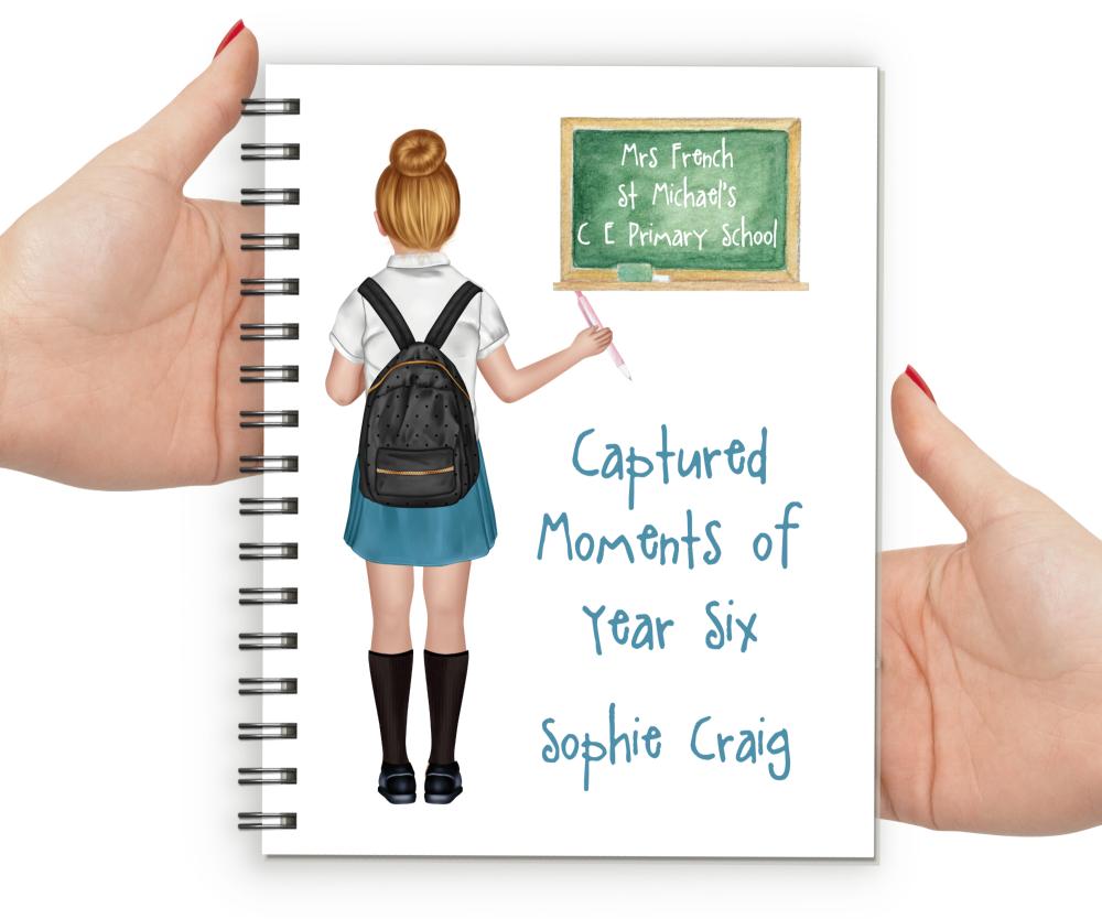 NB-School Memory Girls Year 6