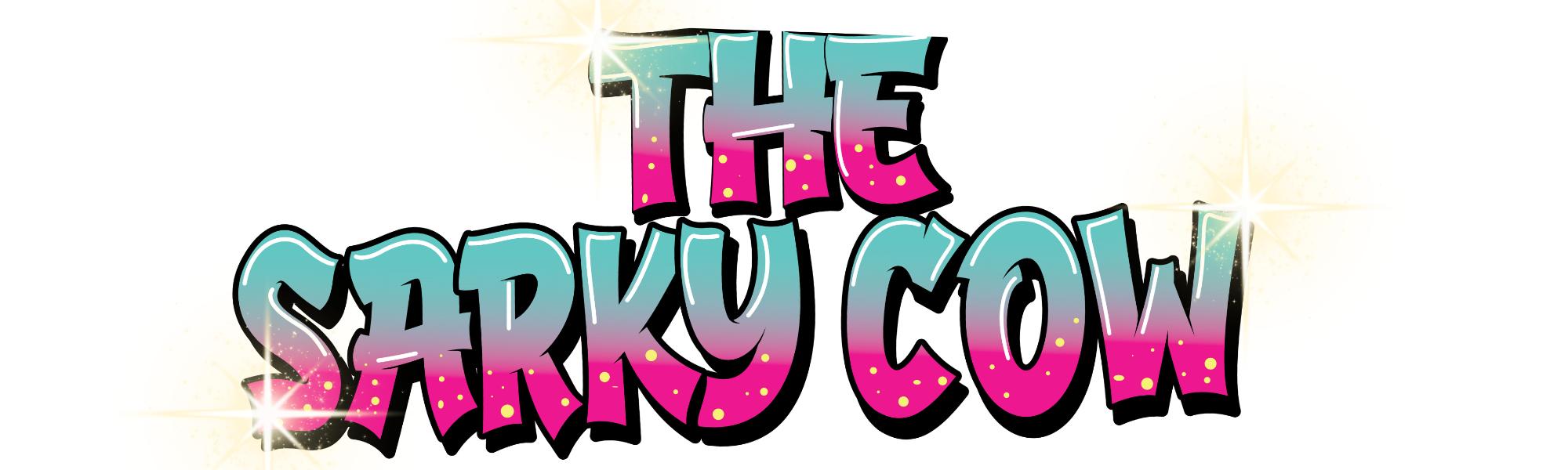 The Sarky Cow