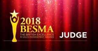 National sales awards Judge