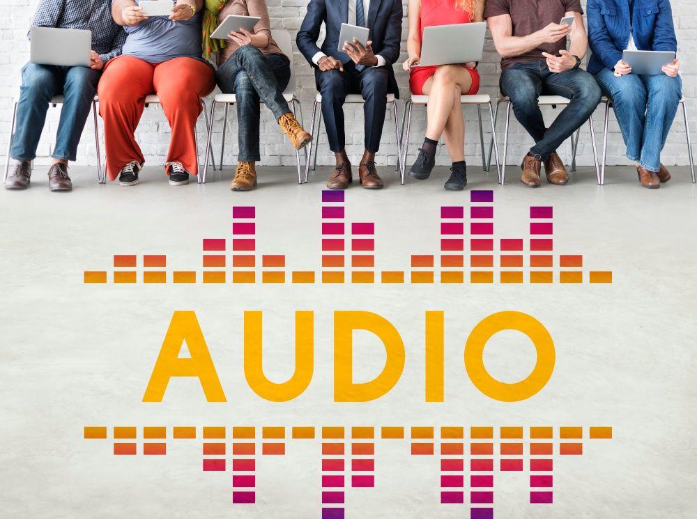 Audio people