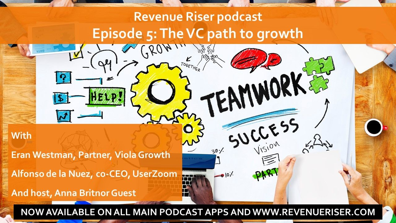 The VC path to growth