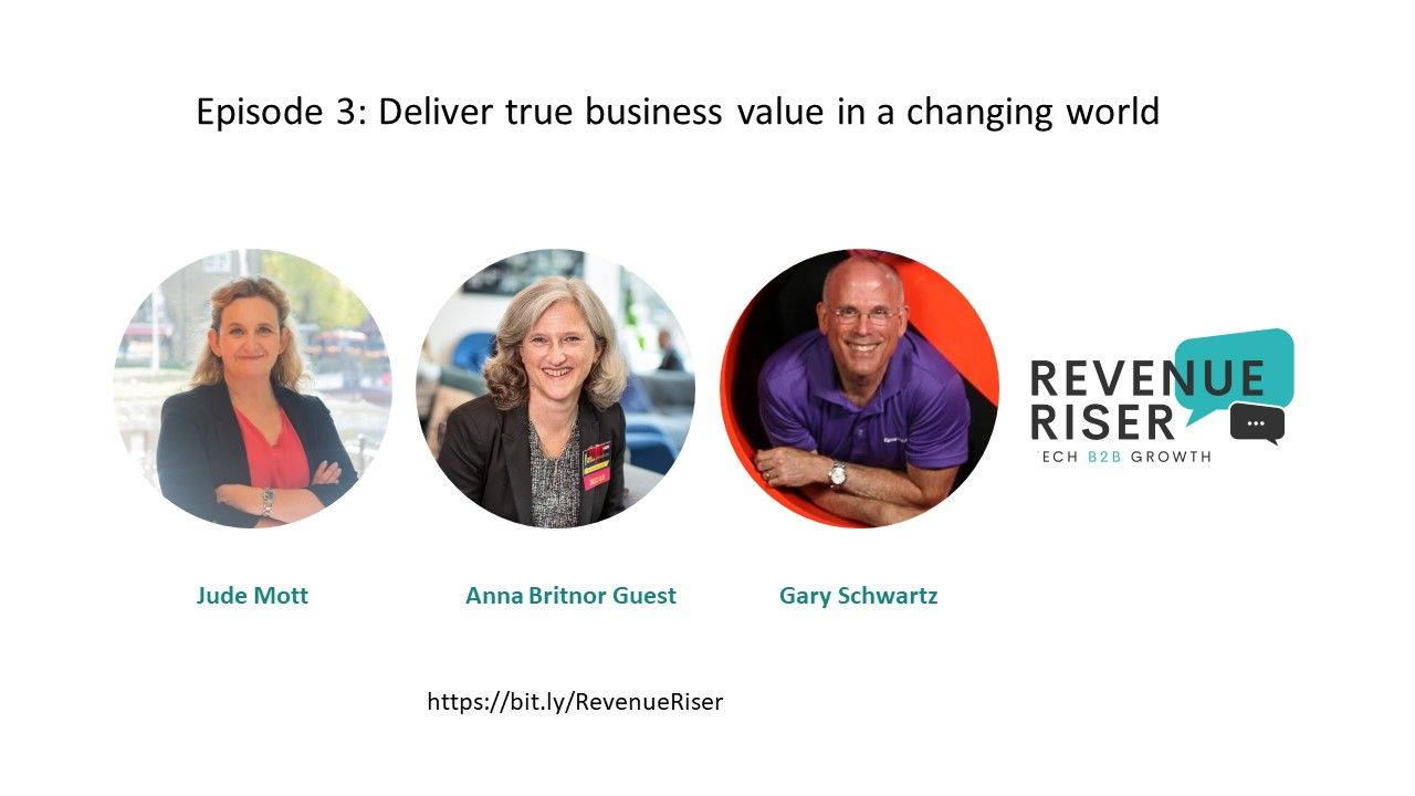 Deliver true value in a changing world