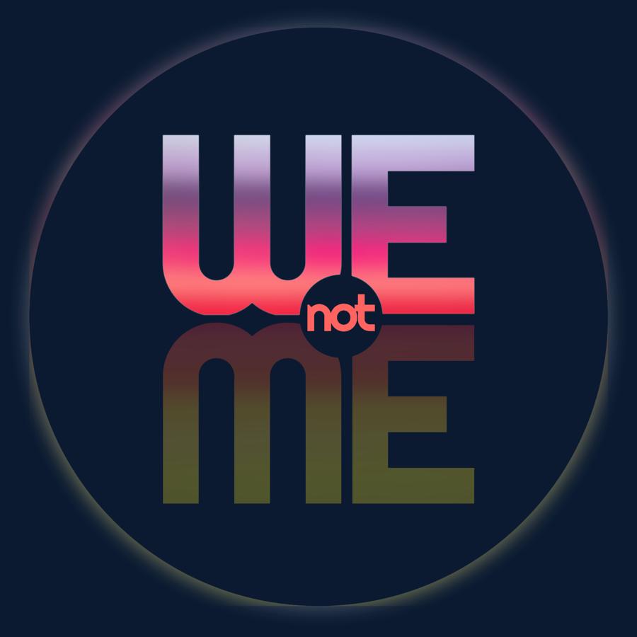 WeNotMe logo