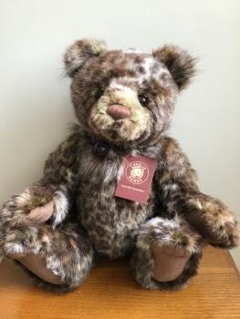 Charlie Bears Mr Twitcher