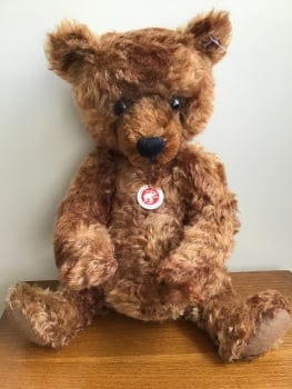 Steiff Grizzle Teddy Bear