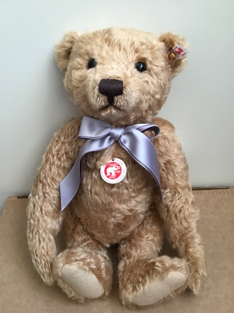 Steiff British Collectors 2018 Teddy Bear