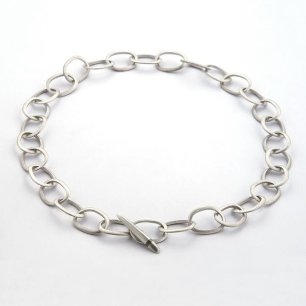 Lode chain link necklace