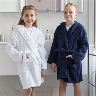 Children's  Personalised Bath Robe