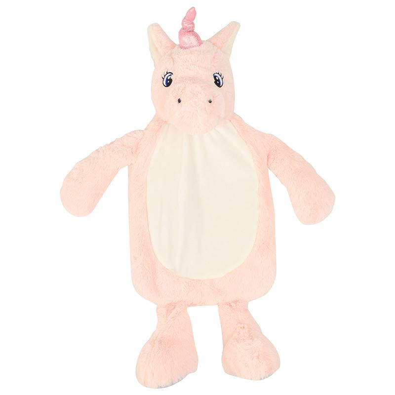 Hot Water bottle Cover  (Pink Unicorn)