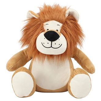 """Personalised """"Lenny"""" Lion"""