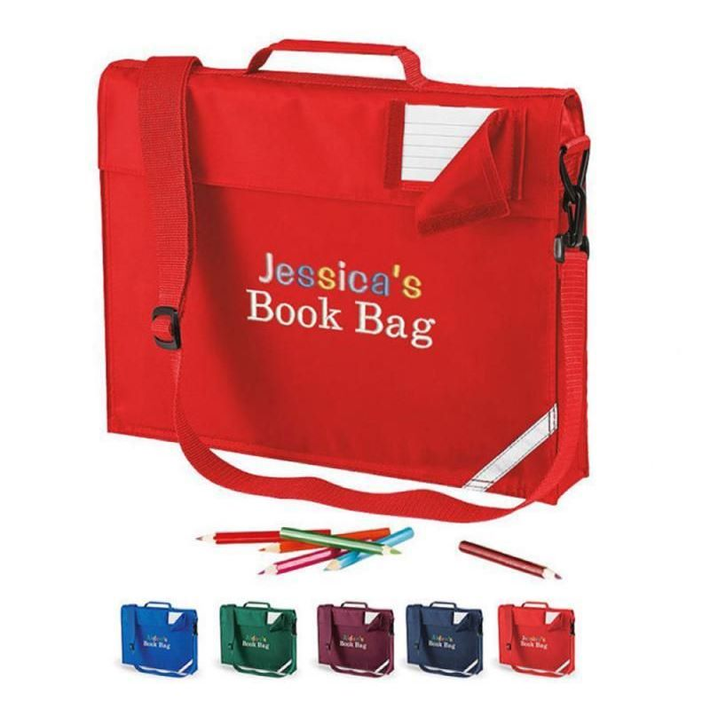 Personalised  Book Bag