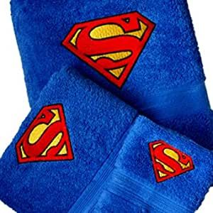Superhero Towel Set