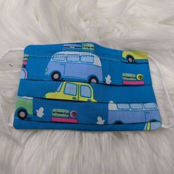 Cars & Campers face Covering