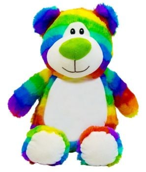 Cubbyford Rainbow Bear