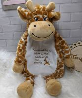 Cuddly Giraffe Hot Water bottle cover